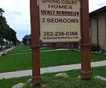 Spring Court Homes, 53218, WI