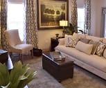 Living Room, The Estates at McDonough