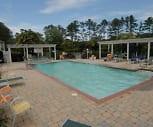 Pool, Ocean Trace Lane Condominiums