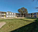 Courtyard, Wildwood Terrace Apartments