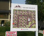 Sawtooth Village Apartments, Rocky Mountain High School, Meridian, ID