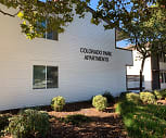 Colorado Park Apartments, Palo Verde Elementary School, Palo Alto, CA