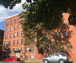 5 Adams Street Apartments, Morgan Full Service Community School, Holyoke, MA