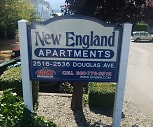 New England Apartments, Ault Field, WA