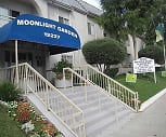 Moonlight Garden, Los Angeles Mission College, CA