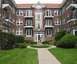 The Carlton Apartments, Saint Anthony College of Nursing, IL