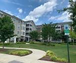Cherry Blossom Square, Belmont Ridge Middle School, Leesburg, VA