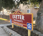 Exeter Apartments, Tulare, CA