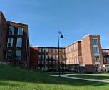 Cottage Square, Smith College, MA
