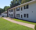 Mountainview Apartments, Benjamin Franklin Middle School, Rocky Mount, VA
