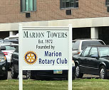 Marion Towers I, St Mary School, Marion, OH