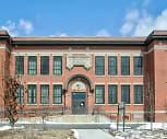 Building, Washington School Apartments