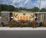 The Lodge, Burger Middle School, West Henrietta, NY