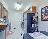 Two Bedroom, Kitchen, Colonial Village