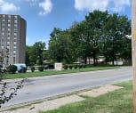 Westgate Towers, Christ The King Elementary School, Kansas City, KS