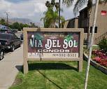 Via Del Sol, Barton Elementary School, San Bernardino, CA
