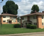 Riverhills Apartments, Rio Grande, OH
