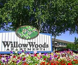 Willow Woods Apartments, Randy Smith Middle School, Fairbanks, AK
