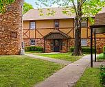 Castle Tower, Hilldale Elementary School, Oklahoma City, OK
