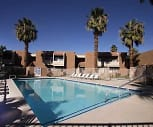 Pool, Palm Springs View Apartments