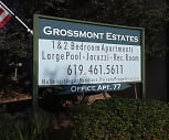 Grossmont Estates, Lemon Avenue Elementary School, La Mesa, CA