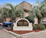 Belle Oak Apartments, TH Harris Middle School, Metairie, LA