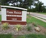 Park Ridge Community, Northeast Dallas, Dallas, TX