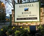 Community Signage, Kendall Ridge