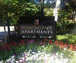 Redmond Park Apartments, Ardmore Elementary School, Bellevue, WA