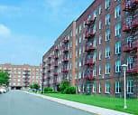 Tysens Park Apartments, New Dorp High School, Staten Island, NY