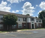 Orchard Apartments, George Junior High School, Springdale, AR