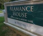 ALAMANCE HOUSE, West Burlington, Burlington, NC
