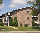 Oakwood Apartments, Lewis And Clark Elementary School, Fargo, ND