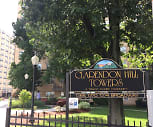 Clarendon Hill Towers Apartments, Cambridge, MA