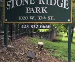 Stone Ridge Park, Calvin Donaldson Elementary School, Chattanooga, TN