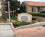 Desert Breeze Apartments, Hesperia High School, Hesperia, CA