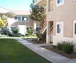 Exterior, Hood Street Family Apartments