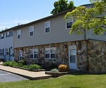 Colonial Club Apartments, Our Lady Of Peace School, Canton, OH