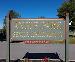 Angle Park Senior Apartments, Orchard Park High School, Orchard Park, NY