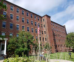 Canal Street Mill, Portsmouth, NH
