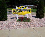 Fawcett Apartments, 43920, OH