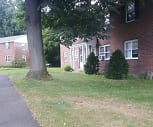 Van Buren Apartments, Hillside Elementary School, Schenectady, NY