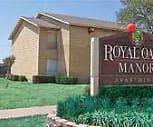 Exterior, Royal Oaks Manor