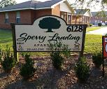 Sperry Landing, Davis Elementary School, Theodore, AL