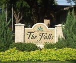The Falls Apartments, Western Hills, Fort Worth, TX