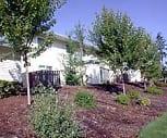 Laurelwood Gardens, Highline Community College, WA