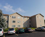 Fountain Springs Senior Apartments, Black Hawk Elementary School, Black Hawk, SD