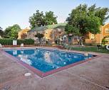Pool, Audubon Downs Apartments