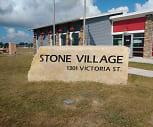 Stone Village Apartment, San Benito High School, San Benito, TX