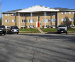 Laramie Lane Apartments, Saint Anthony College of Nursing, IL